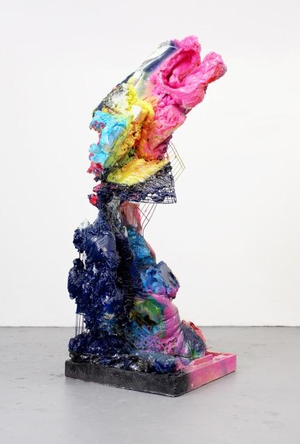 Martin Böttger, Sculpture, 180cm x 80cm x 70cm