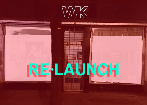 Relaunch //Walden Kunstausstellungen