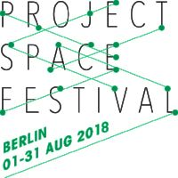 Project Space Festival 2018