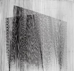 Gyula Sági, op 149, 2017, ink on paper, 80x75cm