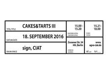 sign, CIAT